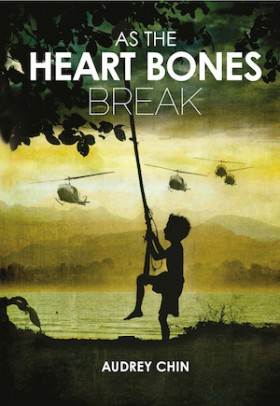 As the heart bones break cover
